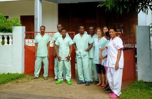 Support of the Andzaha Health Association in Madagascar